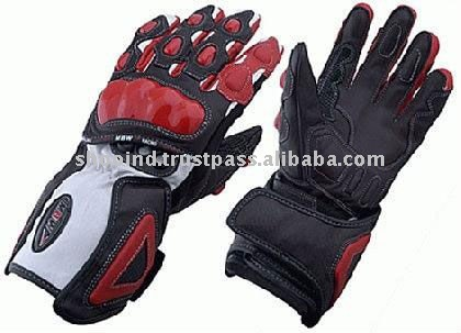 Leather Motorbike Racing Gloves,Leather Ski Gloves