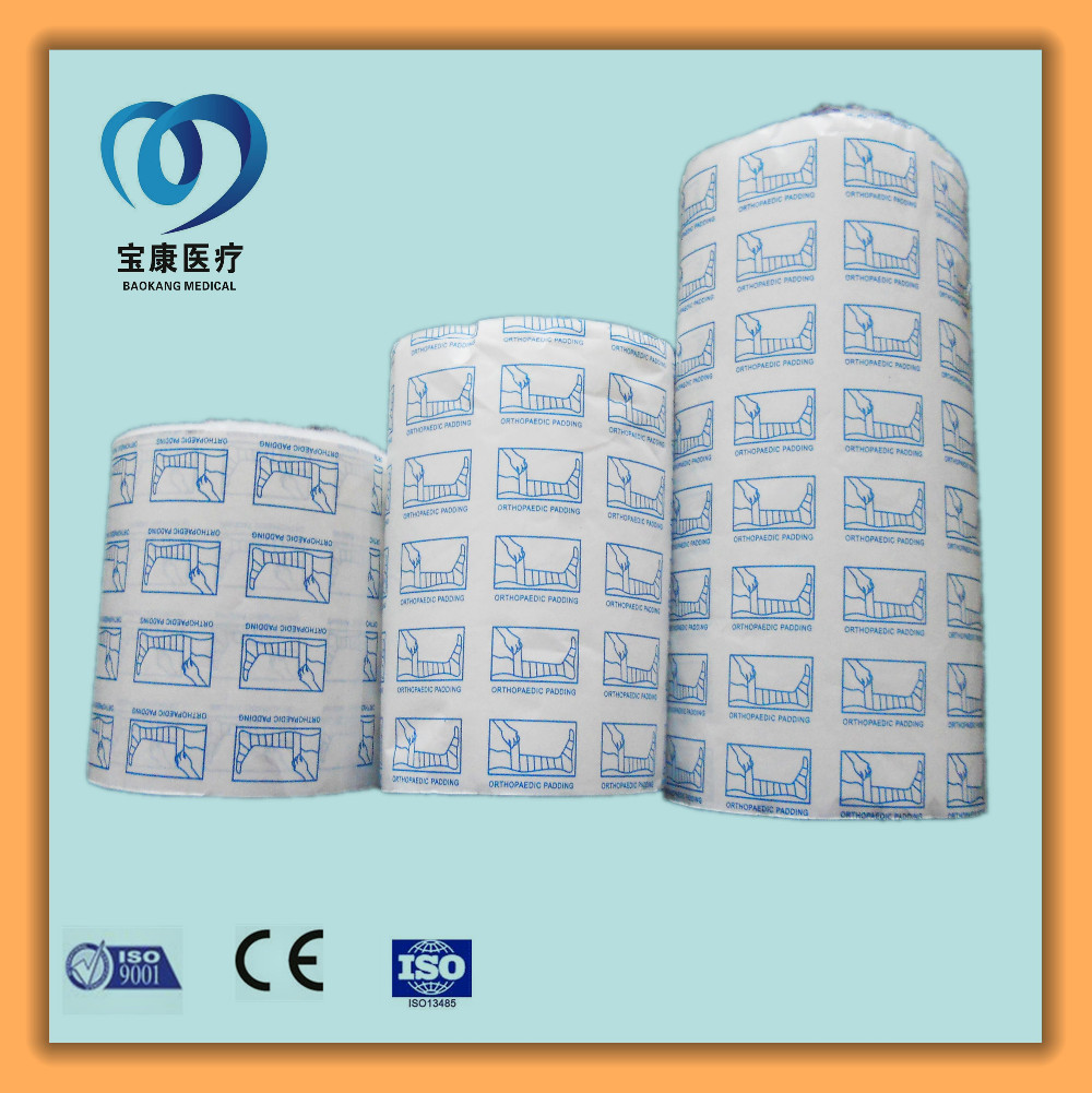 Anji Baokang Medical Consumables Cast Padding