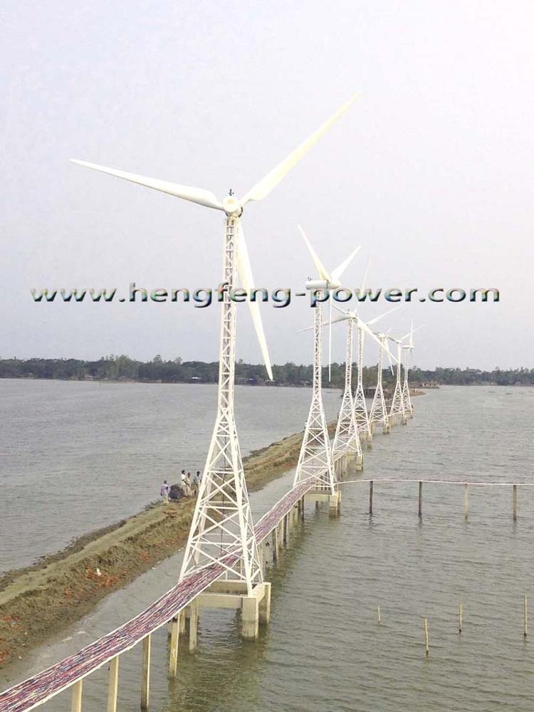 Hot sell high quality 30kw wind turbine generator