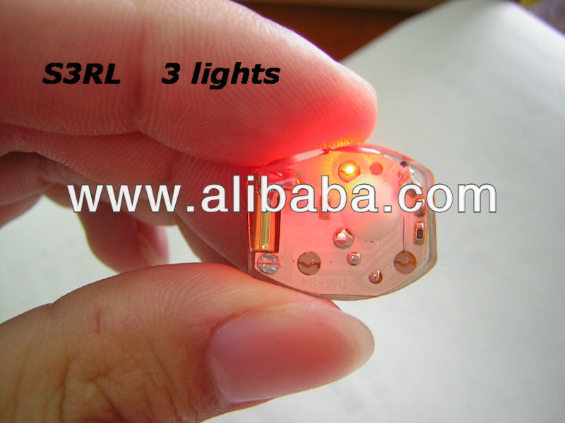 Clothing Light, Flashing Module for T-Shirt