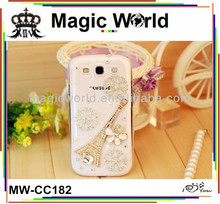 2014 NEW &HOT SELL BLING DIAMOND PHOEN ASE FOR SAMSUNG GALAXY S3