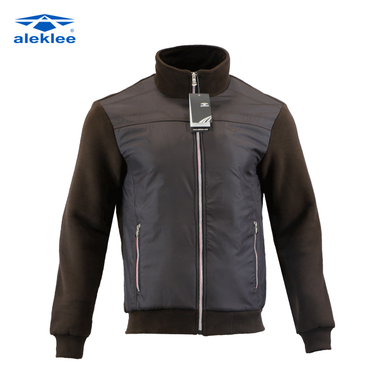 New Arrival Good Quality wholesale different kinds of zip up mens sport hoodies