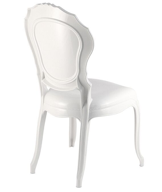 newly transparent belle epoque chair for sale
