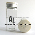 3ml 4ml 5ml siliconized glass vial