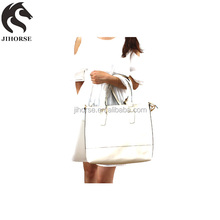 Genuine Leather Women oversize mummy bag tote bag Work Bag
