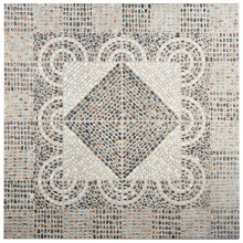 Bathroom cobblestone floor tile sidewalk floor tile 600x600mm
