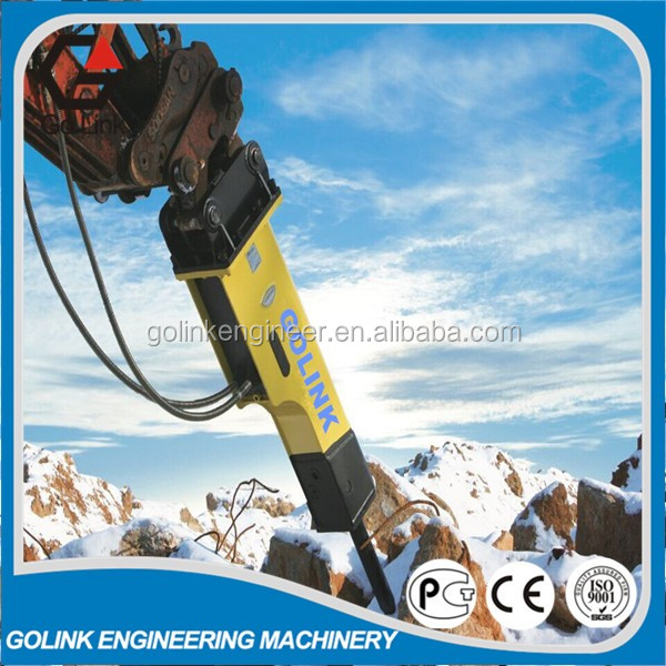 widely used factory supplier low price excavator hydraulic rock hammer concrete breaker