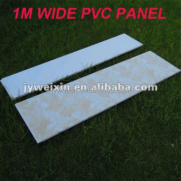 1000 mm 1 m large pvc panneau mural pour douche. Black Bedroom Furniture Sets. Home Design Ideas