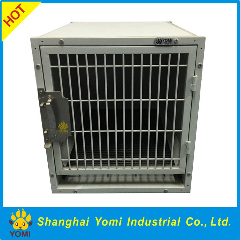 High quality large stainless steel dog kennel pet store/ pet hospital