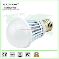 China gold supplier Super Quality 7W light angle 270 degree led bulb