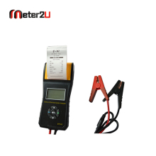 New Arrival Vehicle Diagnostic Tool Digital Car Battery Tester And Electrical System Analyzer