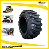 Compact Wheel Loader Tire 14-17.5, Flat Proof Skid Steer Tire 14-17.5, John Deere Skid Steer Tires 14-17.5