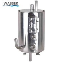Stainless Steel hot tank coffee machine parts water tank