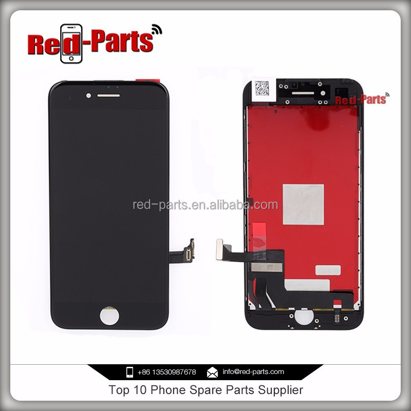 Manufacturer complete solution provider chinese phones spares lcd white/black mobile phone lcd screen 7