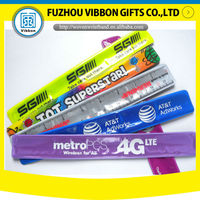 new stylish slap bracelets in all colors fit for various activities