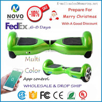 Green Classical Two Wheel Balance Board,500w,6.5 Inch,scooter with buletooth