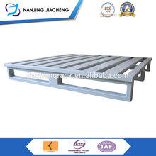 industrial heavy duty collapsible foldable customized powder coated metal material steel pallet rack for tyre storage