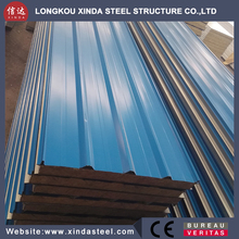 Aluminium composite insulated wall roof price fireproof thermal insulation sandwich panel