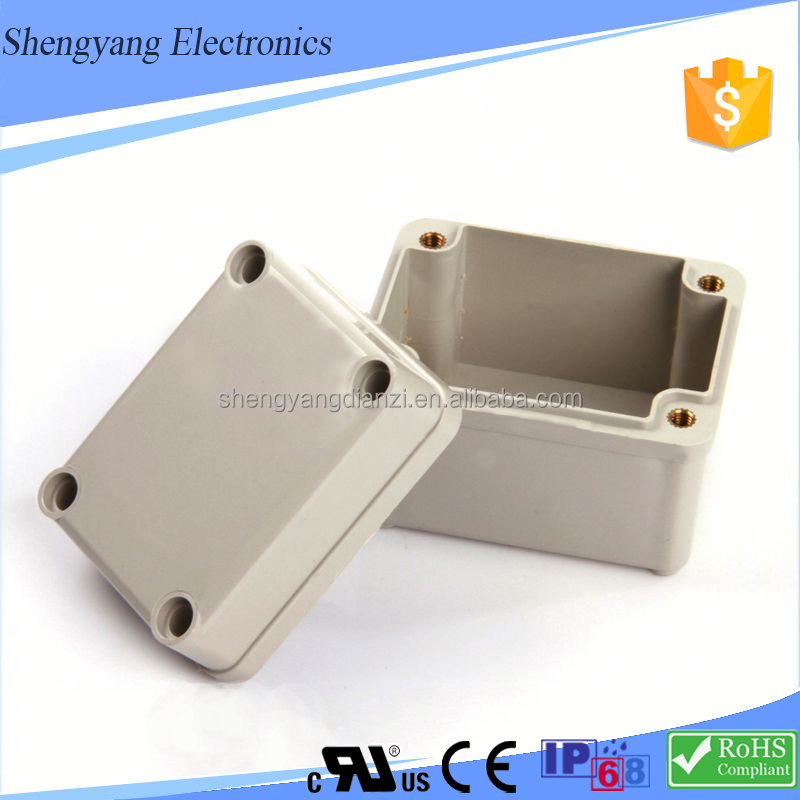 Hot sell plastic junction housing for project