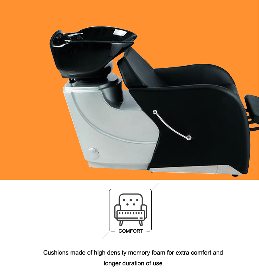 Wholesale Salon Shampoo Chair, Shampoo Bowl, Backwash Shampoo Unit for Sale