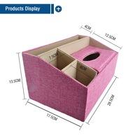 Original technique Quality assurance rectangular tissue box plush