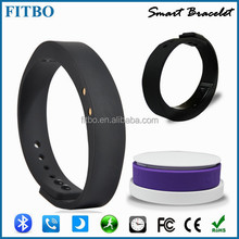 Healthy sport bluetooth bracelet for Iphone Android Samsung cell phone