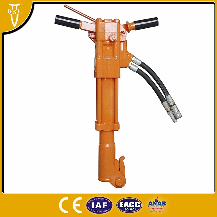Mobile Maintenance Hydraulic Breaker Hammer For Road