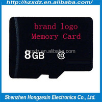 real capacity micro memory sd card 8gb , class6 8gb tf card,grade a mobile phone memory card