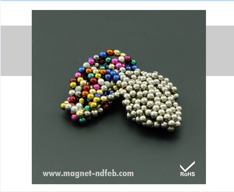 High Quality Interesting Neodymium Magnets Toys