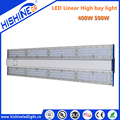 High Bay Led Building Lighting 500W Led Linear High Bay Light DLC 4.0 Premium