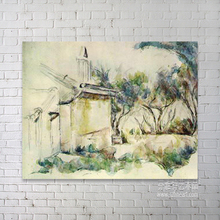 Impression beautiful scenery landscape design wall art oil painting