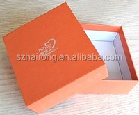 China Supplier new products custome full color printing packing box