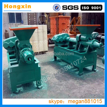 Industrial bbq shisha charcoal briquette making machine coal powder extruder machine 0086-15238010724