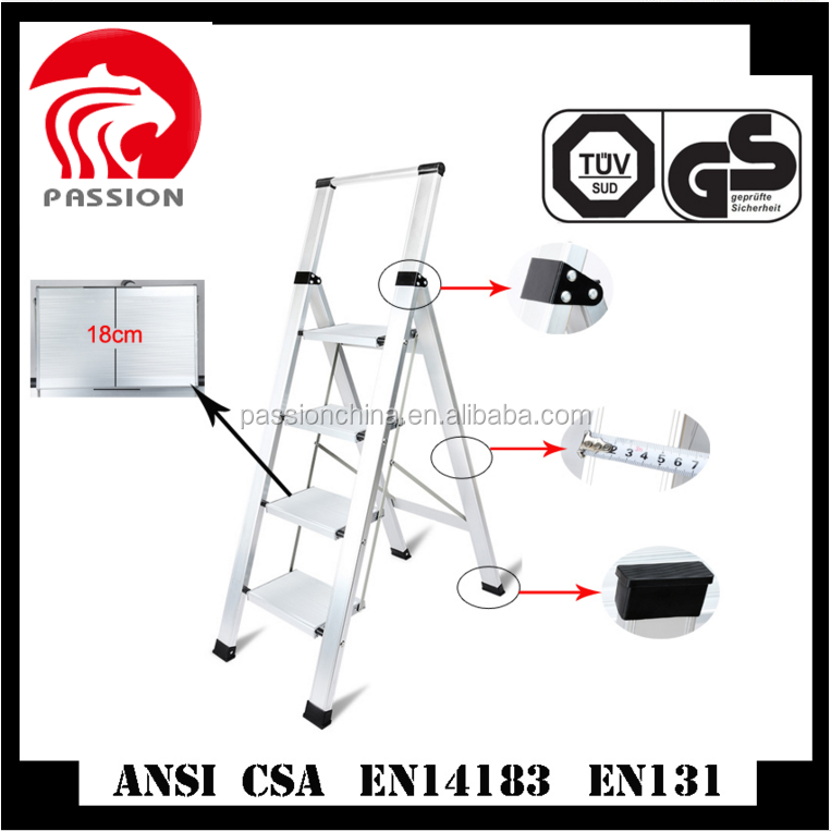 household aluminum step ladder