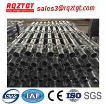 lowest price hot dipped Galvanized standard Scaffolding high quality