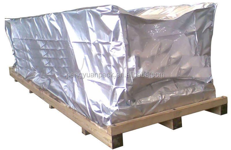 Vaccum packing Pet laminated aluminum foil roll
