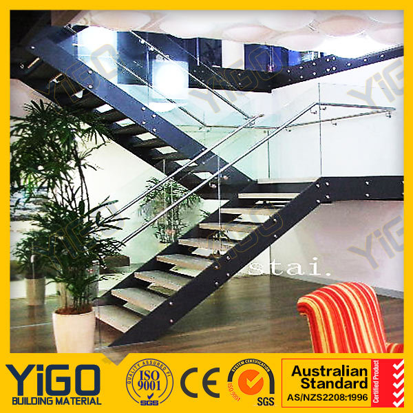 New design railings concrete stairs