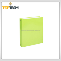 China supply office a6 ring binder notebook,plastic ring binder notebook folder,ring binder notebook