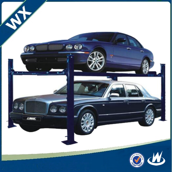 2016 High Quanlity Residential Pit Garage Parking Car Lift