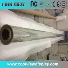 Holographic Glass Screen Film/Adhesive Rear Projection Film/Transparent 3D Glass Foil