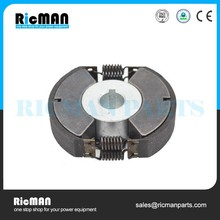 Gasoline tamping rammer plate compactor spare parts GX100 Clutch For Rammer(O.D. 78mm)