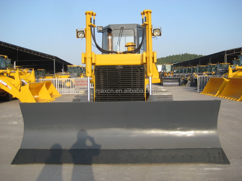 Snow Bulldozer used mini Bulldozer track Bulldozer