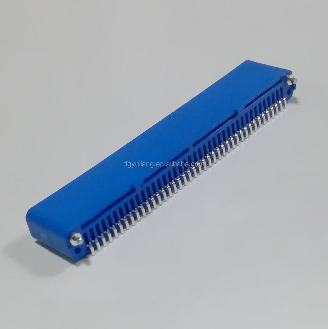 Blue 1.27mm 40p SMT 180 degree Micro bit connector for BBC Micro bit socket for Raspberry Arduino
