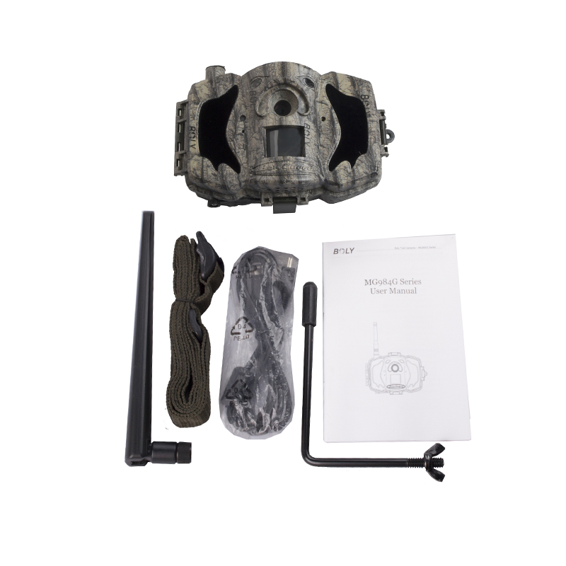 Best 4g wireless trail camera and HD wildlife hunting camera 2019 Bolyguard scouting camera