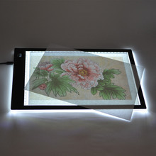 LED Artist Stencil Board / DIY Tattoo Drawing Pad / Tracing Light Box