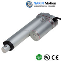 Micro Electric Linear Actuator 24v DC Motor With Potentiometer