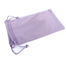 Drawstring Dust Pouch Carry Bag Promotional Attractive Microfiber Pouches