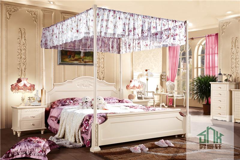 ... set meubels ha- 808# prinses stijl mooie prinses bed slaapkamer set