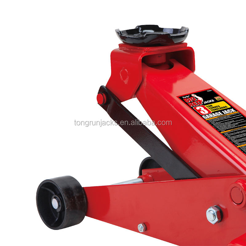 3 Ton Popular Quick Lift Hydraulic Garage Car Jack T83502 wuth GS CE certificated