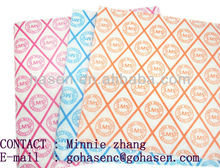 non woven wood fiber dish cloth